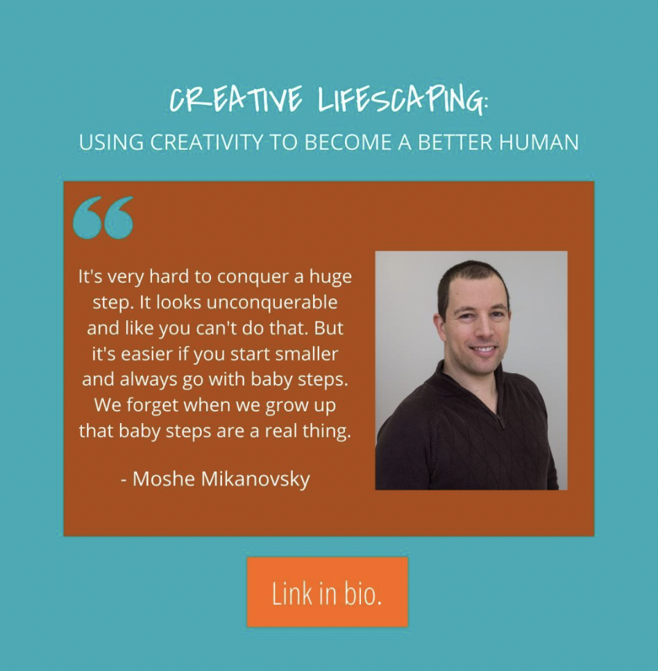 Live Podcast with Dr. Caroline Bookfield on Creative Lifescaping